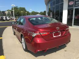 red lexus 2018 new 2018 toyota camry 4 door car in brockville on 10144