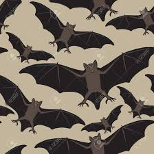 halloween repeating background patterns vector seamless halloween pattern with bat repeating abstract