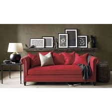 The Red Sofa 16 Best Red Sofas Creating A Modern Impression Of Living Room