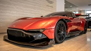 custom aston martin vulcan 2016 aston martin vulcan start up exhaust and in depth review