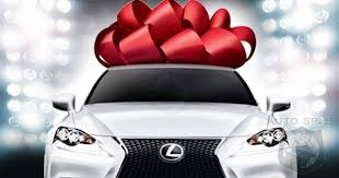 car gift bow tis the season which vehicle would you gift if you were giving a