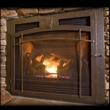 fireplace door cover home design image fancy on fireplace door
