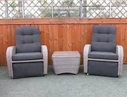 Garden Rocking Chair Uk Reclining Garden Chairs Rocking Reclining Rattan Chairs Uk