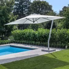 outdoor cantilever market umbrella 10x10 umbrella canopy large