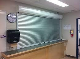 Security Overhead Door Counter Security Shutters Overhead Door