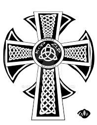 celtic maltese cross commish by zelmarr on deviantart