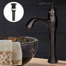 Vessel Sink Faucets Oil Rubbed Bronze Bronze Vessel Faucet Ebay