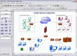 top 10 network diagram topology u0026 mapping software pc u0026 network