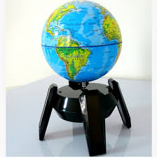 solar led light for globes solar world globe with led light 360degree auto rotate display solar