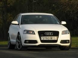 audi 2011 model used audi a3 2011 model 2 0 tdi 170 quattro diesel hatchback white