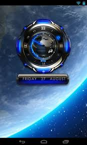 analog clock widgets for android earth designer clock widget android reviews at android quality index