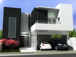 simple modern house designs black and white modern house design simple modern house simple