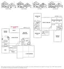 Highland 1653 Floor Plan Floor Plan Creations Cbh Homes