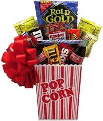 popcorn gift baskets s day gift ideas basket and popcorn