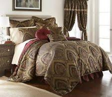 Paisley Comforters Croscill Paisley Comforters U0026 Bedding Sets Ebay