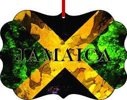jamaica ornament etsy