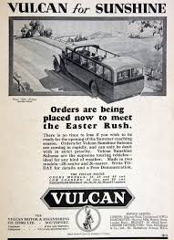 vulcan motor vehicles southport england cars 1902 u2013 1928
