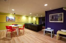 cosy best paint colors for basement family room basement