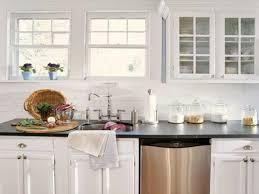 Neutral Kitchen Paint Colors - sleek laminate floor background paired neutral kitchen paint
