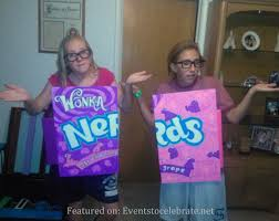 nerds box of candy couples halloween costume halloween costumes