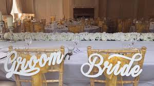 table sashes chair covers and sashes boo