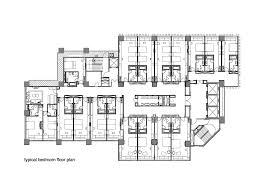 hotel floor plan with dimensions architecture design pdf plans