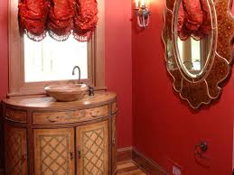 red bathroom vanity home design ideas and pictures