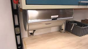 Innovia WBS Automatic Paper Towel Dispenser Review YouTube - Paper towel dispenser for home bathroom 2
