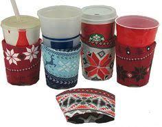 huggie drinks beverage insulators 10 st patty s paddy s fabric pocket huggies