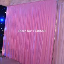 wedding backdrop prices big sale luxury pink wedding backdrop 3m high by 3m width 10feet by
