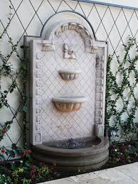 30 amazing outdoor water wall design ideas wall water features