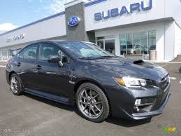 subaru sti 2017 2017 dark gray metallic subaru wrx sti limited 114109847