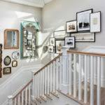 stairway wall ideas best 25 stairway wall decorating ideas on