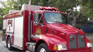 kenworth truck service very nice kenworth squad 1 st pete fire rescue truck they said it