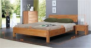 chambre adulte en bois massif lit en bois adulte chambre adulte amacnagement et dacco en 75 idaces