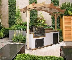 cuisine ext駻ieure design meuble cuisine extérieur idées et conseils rangement pratique