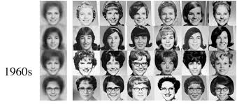 high school yearbooks photos see how yearbook photos evolved the past century