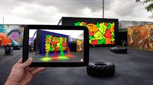 Augmented Reality Home Design Ipad by Rethinking Public Space B C Biermann U0027s Augmented Reality Urban