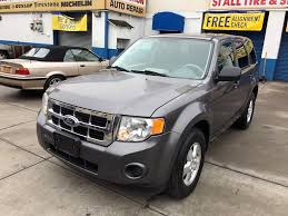 Ford Escape Used Cars - used 2010 ford escape xls suv 7 990 00