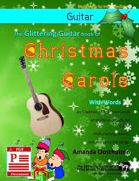 glittering guitar music wild music publications