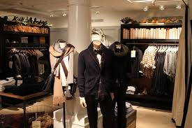 club monaco outlet club monaco men s shop toronto retail design