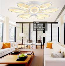 home decor ceiling lights 68w dimmable smart modern ceiling design butterfly design bedroom