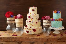 Edible Eyes Cake Decorating Beautiful Edible Flower Wedding Cakes Bee U0027s Bakery