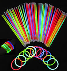 glow sticks bulk 300 count 8 partysticks brand