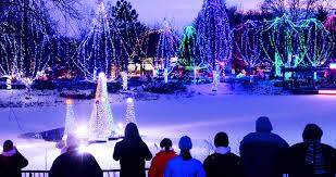 Zoo Lights Columbus Zoo by Wildlights At Columbus Zoo And Aquarium