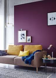 Wohnzimmer Orange Wohnideen Mit Farben Einrichten Und Dekorieren Mit Gelb Blau