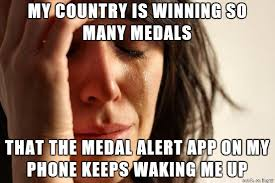 Sochi Meme - as a canadian hours behind on sochi time ive faced this problem over