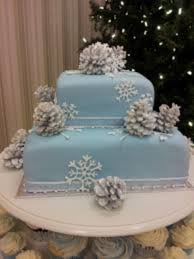 62 romantic winter wedding cakes ideas with snowflakes vis wed