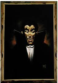 vampire wall portrait decorations u0026 props