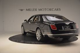 bentley mulsanne black 2016 2016 bentley mulsanne stock 7208 for sale near greenwich ct